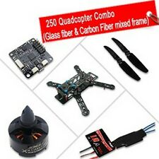 EMAX Nighthawk 250 PRO Quadcopter Combo (Glass Fiber & Carbon Fiber Mixed Frame)