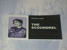 THE SCOUNDREL   CHICK CHRISTIAN/ GOSPEL TRACT  1991    JACK CHICK PUBLICATIONS