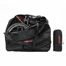 Bike Travel Bag Box Thick Bicycle Folding Carry BagS Pouch Bike Transport Case