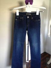 Cotton Machine Washable Classic Boot Cut Jeans for Women