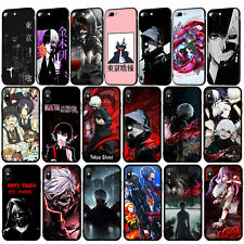 Tokyo ghoul Anime Phone Case for iPhone 11 Pro XR X XS Max 8 7 6 6s Plus 5S 5 SE