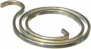 Door Handle Springs 2.5 Turn Coil Replacement 2mm Thick 27.5mm Diameter 10 Pack