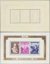 Belgium Miniature Sheet - MNH Stamps D943