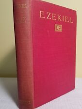 EZEKIEL - Lucy Pratt - HC - 1917 ~ Frederic Dorr Steele ~ Riverside Press