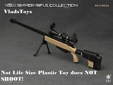Easy & Simple 1/6  NSW sniper rifle Mk15Mod0 factory tan 06010 F *Not Life Size*
