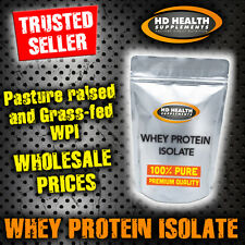 10KG PURE WHEY PROTEIN ISOLATE POWDER | RAW & UNFLAVOURED WPI