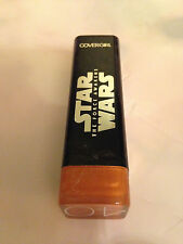 Full Size Single Covergirl Star Wars Limited Edition Lipstick New Sealed 40 Gold