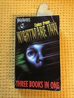 Tales From Nightmare Inn Three Books In One 1994 T. S Rue