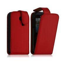 Housse coque etui pour Samsung Chat 335 S3350 couleur rouge