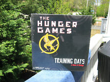 "The Hunger Games ""Training Days"" A Game Of Strategy-New & Factory Sealed!"