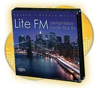 Lite FM : Late Night Ballads from the '70's & '80s - Rader's Digest - 2011 - 4CD