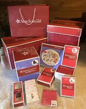 American Girl EMPTY Boxes Kit Desk/Maryellen Sofa/Outdoor/Julie Mini/Xbox/Outfit