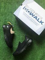 Skechers Men's GO Walk Machine Washable Shoe ULTRA GO Cushioning Sz 8.5 - Black