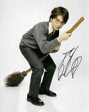 Daniel Radcliffe autograph - signed Harry Potter photo