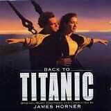 HORNER James - Back to Titanic - CD Album