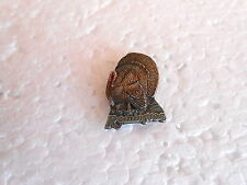 Vintage 1992 Remington Country Firearms Turkey Hunting Advertising Pin