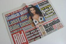 BILDzeitung 31.05.2002 Mai 31.5.2002 Geschenk 16. 17. 18. 19. Geburtstag