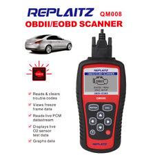 KW808 Car Scanner Tool EOBD OBD2 OBDII Diagnostic Engine Fault Code Reader Scans