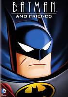 Batman and Friends (DVD, 2014)