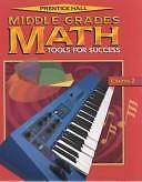 Prentice Hall Middle Grades Math, Course 2 by Prentice Hall Staff