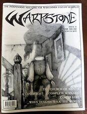 Warpstone Issue 15 Winter 2000 Warhammer Fantasy Roleplay WFRP