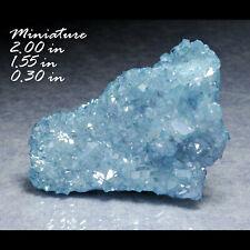 Aqua Aura Quartz Near Littlerock+ Arkansas MINERALS CRYSTALS GEMS-MIN