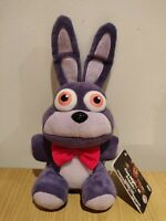 Five Nights at Freddy's Plush Soft Toy  Collectible Rare Bonnie Brand New