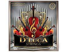 D'Luca Nylon Classical Guitar Strings 6 Pcs Set