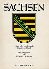 Historische Landeskunde Mitteldeutschlands == Sachsen // Chronik