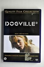 DVD Dogville