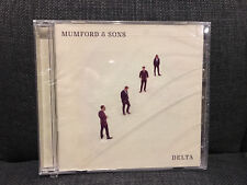 BRAND NEW FACTORY SEALED MUMFORD AND & SONS DELTA CD FREE SHIPPING