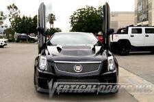 Cadillac CTS Coupe 2 Door V Coupe 2008-14 Vertical Doors Lambo Door Kit Scissor