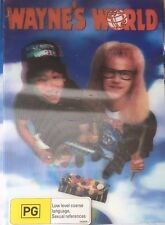 Wayne's World Special 3D Cover Mike Myers  English Region 4 DVD Sealed
