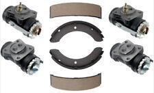 Rear Drum Brake Wheel Cylinders & Shoe kit For Toyota Land Cruiser FJ40