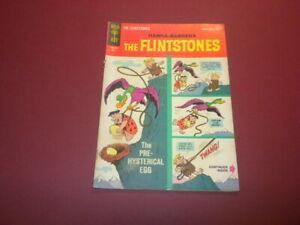THE FLINTSTONES #10 Gold Key Comics 1963 Hanna-Barbera tv cartoons