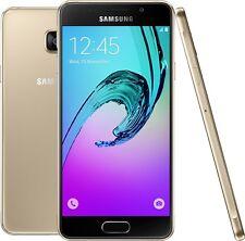 "Samsung Galaxy A7 2016 Duos SM-A710FD Gold (FACTORY UNLOCKED) 5.5"" ,13MP"