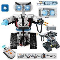New RC Brick Car Remote Blocks Control Toys Robot Building Children City Technic