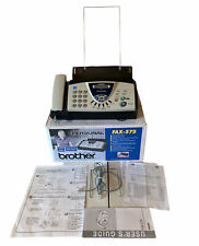 Brother Fax 575 Personal Fax With Phone And Copier Tested Good Condition