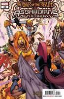 Asgardians of the Galaxy #10 War Tie In Marvel Comic 2019 1st Print unread NM