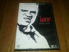 Kane Journey To Hell WWE Dvd
