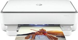 HP ENVY 6020 AIO MULTIFUNKTIONSDRUCKER DRUCKEN SCANNEN KOPIEREN WLAN NEU