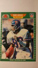 Tradingcard Football NFL Vance Johnson Denver Broncos Pro Set 1989