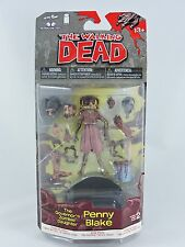 PENNY BLAKE Governor's Zombie Daughter figure AMC THE WALKING DEAD Series 2 MOC