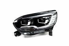 Renault Grand Scenic MK4 16-18 Full LED Headlight Left Passenger N/S OEM Hella