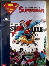 Le Avventure di Superman n°7  Planeta De Agostini  [SP2]