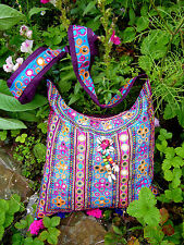 Ethnic Indian vintage tribal Boho Gypsy Festival hippie  Banjara shoulder bag