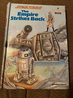 Vintage Star Wars 'The Empire Strikes Back' Pop-Up Book from 1980