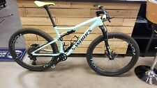 2019 SPECIALIZED S-WORKS EPIC GLOSS MINT/BLACK LARGE NEW