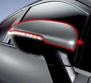 LED Side Mirror Cover RH For 2012 2016 Kia Rio Pride