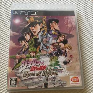 PS3 JoJos Bizarre Adventure Eyes of Heaven 49654 Japanese ver from Japan